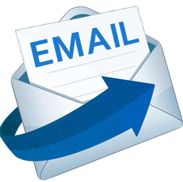 suporte e-mail